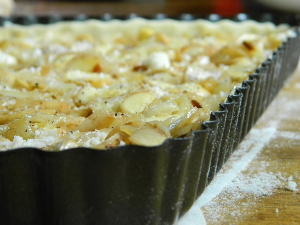 Potato Pie Tart