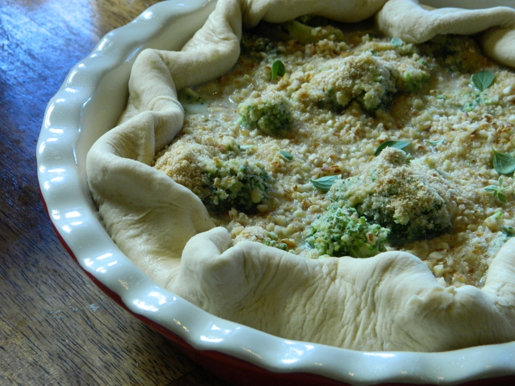 Broccoli Pie Broccoli Tart