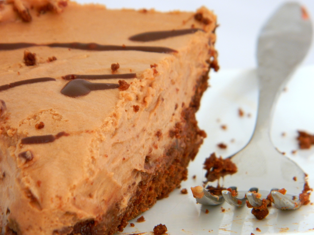 Eggless French Silk Pie Recipe